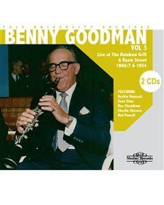 Benny Goodman Yale University Archives Volume 3 Live 1967 & 1954