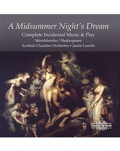 Mendelssohn 'A Midsummer Night's Dream'