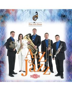 A to Z of Jazz for Brass Quintet