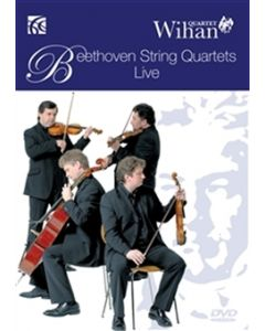 Beethoven String Quartets - Filmed in Concert (DVD)