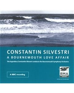 Constantin Silvestri conducts the Bournemouth Symphony Orchestra