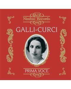 Amelita Galli-Curci Volume 1 1917-1924