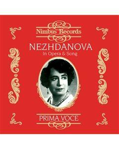 Antonina Nezhdanova 1906-1939