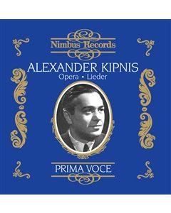 Alexander Kipnis 1918-1924