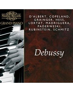 A Recital of works by Claude Debussy
