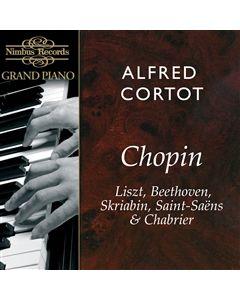 Alfred Cortot plays Chopin