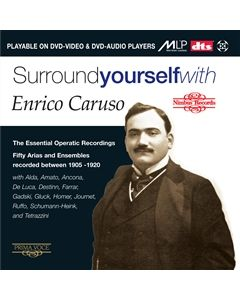 Surround yourself with Caruso