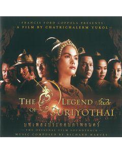 The Legend of Suriyothai: The Original Film Soundtrack - Music Composed by Richard Harvey