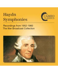 Haydn Symphonies: Recordings from The Itter Broadcast Collection 1952-1960