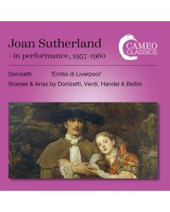 Joan Sutherland in performance 1957-1960