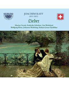 Joachim Raff: Lieder
