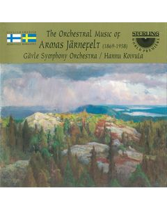 Finnish & Swedish Romantics: The Orchestral Music of Armas Järnefelt