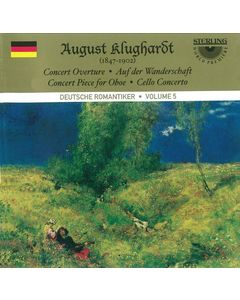 German Romantics: August Klughardt Orchestral Works Volume 5