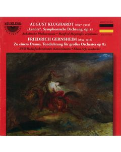 German Romantics: August Klughardt & Friedrich Gernsheim Orchestral Works