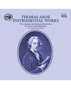 Arne Instrumental Works