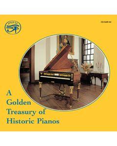 A Golden Treasury of Historic Pianos