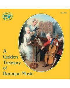 A Golden Treasury of Baroque Music