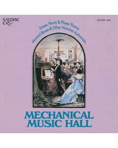 Mechanical Music Hall
