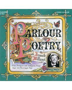 Parlour Poetry read by Kenneth Williams