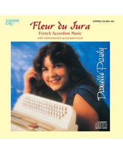 Fleur du Jura, French Accordion Music