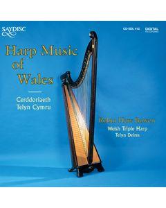 Harp Music of Wales (Cerddoriaeth Telyn Cymru)