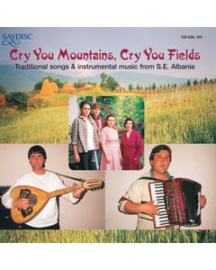 Cry You Mountains, Cry You Fields