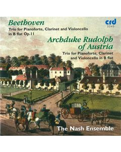 Beethoven and Archduke Rudolph of Austria Piano Trios