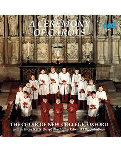 A Ceremony of Carols by Benjamin Britten