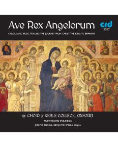 Ave Rex Angelorum: Carols and Music tracing the journey from Christ the King to Epiphany