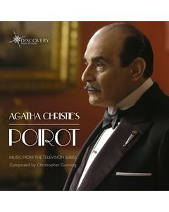 Agatha Christie's Poirot: Music from the television series composed by Christopher Gunning