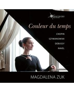 Couleur du temps: Works for Piano