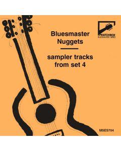 Bluesmaster Nuggets: Sampler Tracks of Set 4 [Digital Release Only]