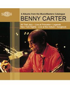 Benny Carter - The MusicMasters Albums Set 2