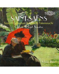 Saint-Saëns Arrangements for 2 Pianos Volume 3