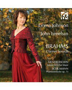 Brahms Clarinet Sonatas - Emma Johnson