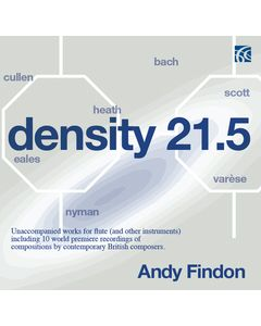 Andy Findon Works for Flute