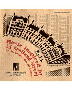 Music Inspired by 44 Scotland Street by Alexander McCall Smith - composed by Peter Graham