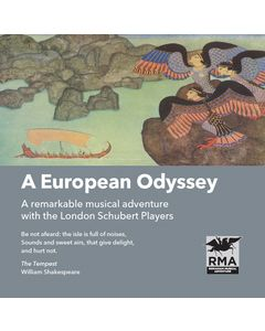 A European Odyssey - A remarkable musical adventure with the London Schubert Players [3CDs]
