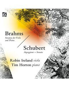 Brahms Sonatas for Violin & Piano and Schubert Arpeggione - Sonata