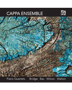 Bridge, Bax, Wilson & Walton Piano Quartets
