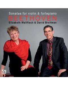 Beethoven: The Sonatas for Violin & Fortepiano Vol.2