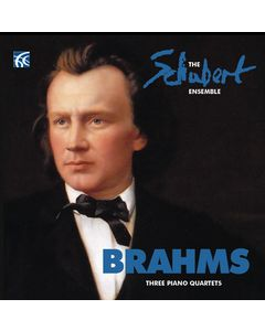 Brahms Three Piano Quartets