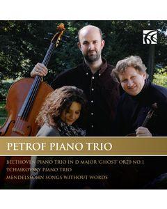 Beethoven, Tchaikovsky & Mendelssohn Works for String Quartet
