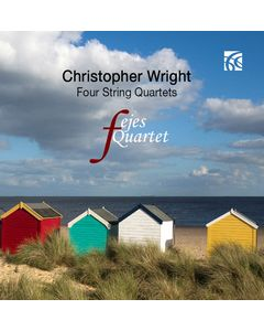 Christopher Wright: Four String Quartets