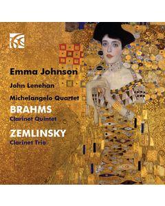 Brahms Clarinet Quintet & Zemlinsky Clarinet Trio
