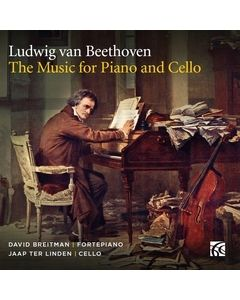 Beethoven: The Music for Piano & Cello