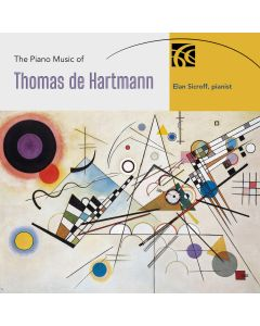 The Piano Music of Thomas de Hartmann