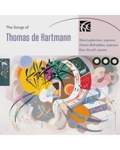 The Songs of Thomas de Hartmann