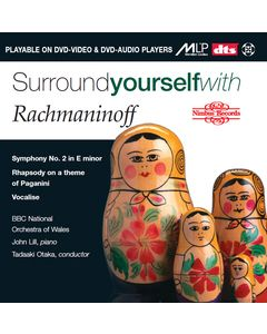 Surround yourself with Rachmaninoff