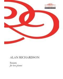 Alan Richardson: Sonata for Two Pianos [Printed Music]